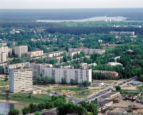 Город Выкса